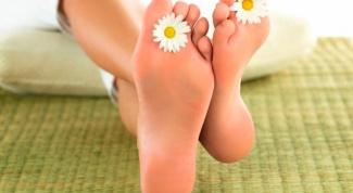 Какие есть народные средства от грибка на ногах