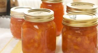 Как сварить вкусное варенье из персиков