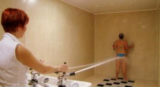 При каких заболеваниях полезен душ Шарко