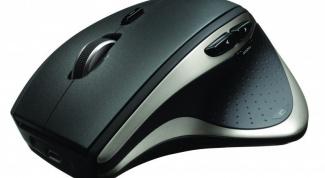 Как работает беспроводная мышка