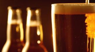 Как отличить пиво от пивного напитка