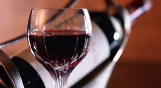 Какое вино расширяет/сужает сосуды