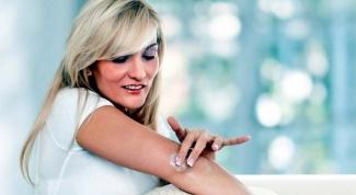 Why blush elbows