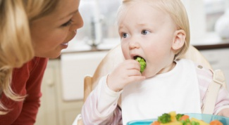 Why a year-old child does not eat