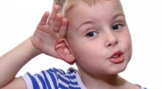 Why hard of hearing ear