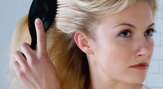 Причины седения волос
