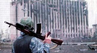 Почему началась война в Чечне