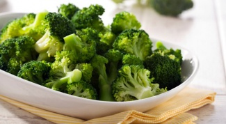 Сколько нужно варить брокколи