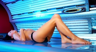 As faster tanning in a Solarium
