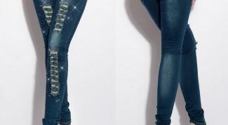 В чем разница между джинсами скинни и слим