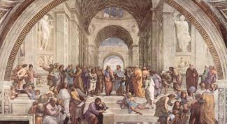 Особенности монументальной живописи
