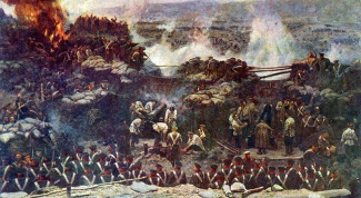 Как Толстой изображает войну в севастопольских рассказах