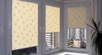 Что такое кассетные рулонные шторы