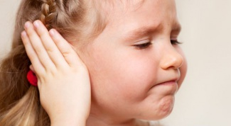 Как лечить у детей катаральный отит