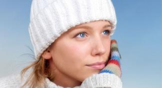 Почему зимой сухая кожа