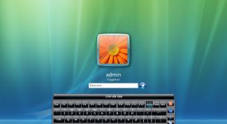 Как найти в windows xp виртуальную клавиатуру