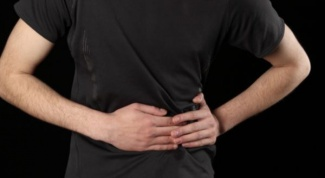 Why very often stabs under the ribs on the left side