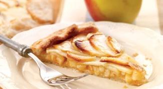 Как из свежих яблок сделать вкусную начинку для пирога