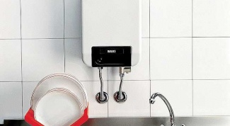 How to use an electric water heater