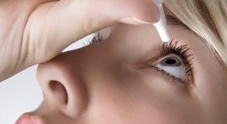 Как применять капли для глаз при работе с компьютером