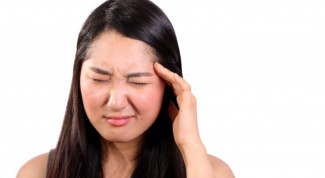 What to do if the temperature of a headache