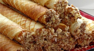 Recipes for cream filling wafer sticks