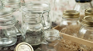 How to sterilize a jar: the best ways