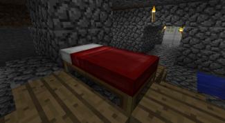 Как сделать кровать в игре Minecraft
