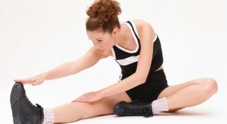 Как похудеть в икрах