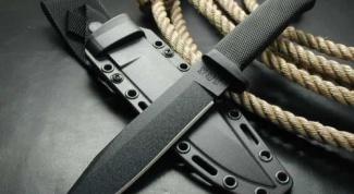 Что грозит за ношение холодного оружия