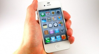 How to setup Internet on iPhone 4s