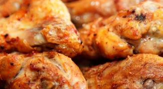 Как запечь куриные бедрышки в духовке