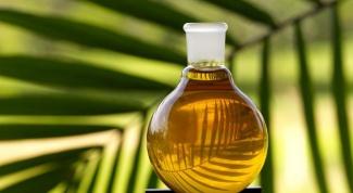 Польза пальмового масла