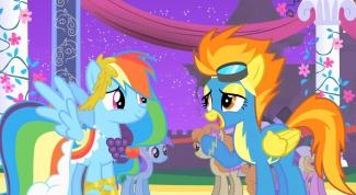 """Как нарисовать пони """"Дружба - это чудо"""""""