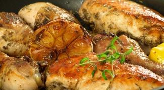 Как приготовить курицу по-испански