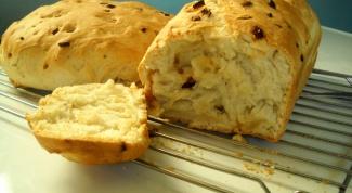 Как сделать сделать луковый хлеб в домашних условиях