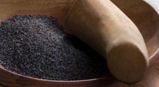 Как сделать черную соль