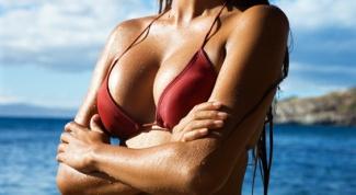 Маски для упругости груди