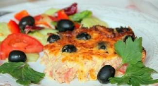 Как приготовить клафути из тунца