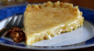 Как приготовить лимонный тарт