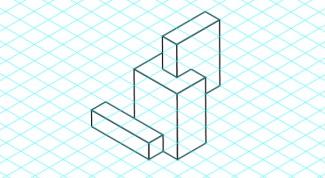 Как создать сетку изометрии в Adobe Illustrator