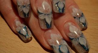 Как отрастить длинные красивые ногти?