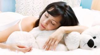 Как правильно спать?