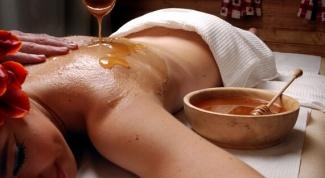 Как сделать медовый массаж