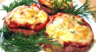 Праздничное мясное блюдо «Ласточкино гнездо»