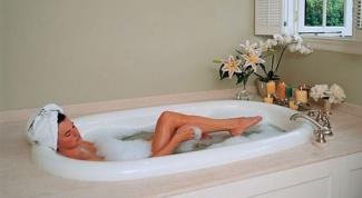 Как делать гимнастику в ванне