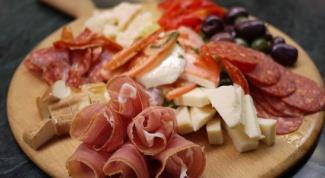 Как готовят закуски в Италии