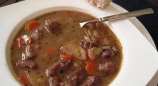 Виндзорский суп