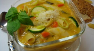 Как готовят супы по-итальянски