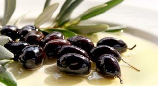 Чем полезны оливки и оливковое масло